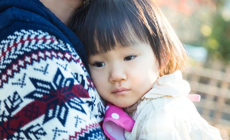 ハグ(大好きギュー)を始めてみて。共感とハグ!子供の自己肯定感(自己受容/自己重要感)が高まるパパのハグの仕方