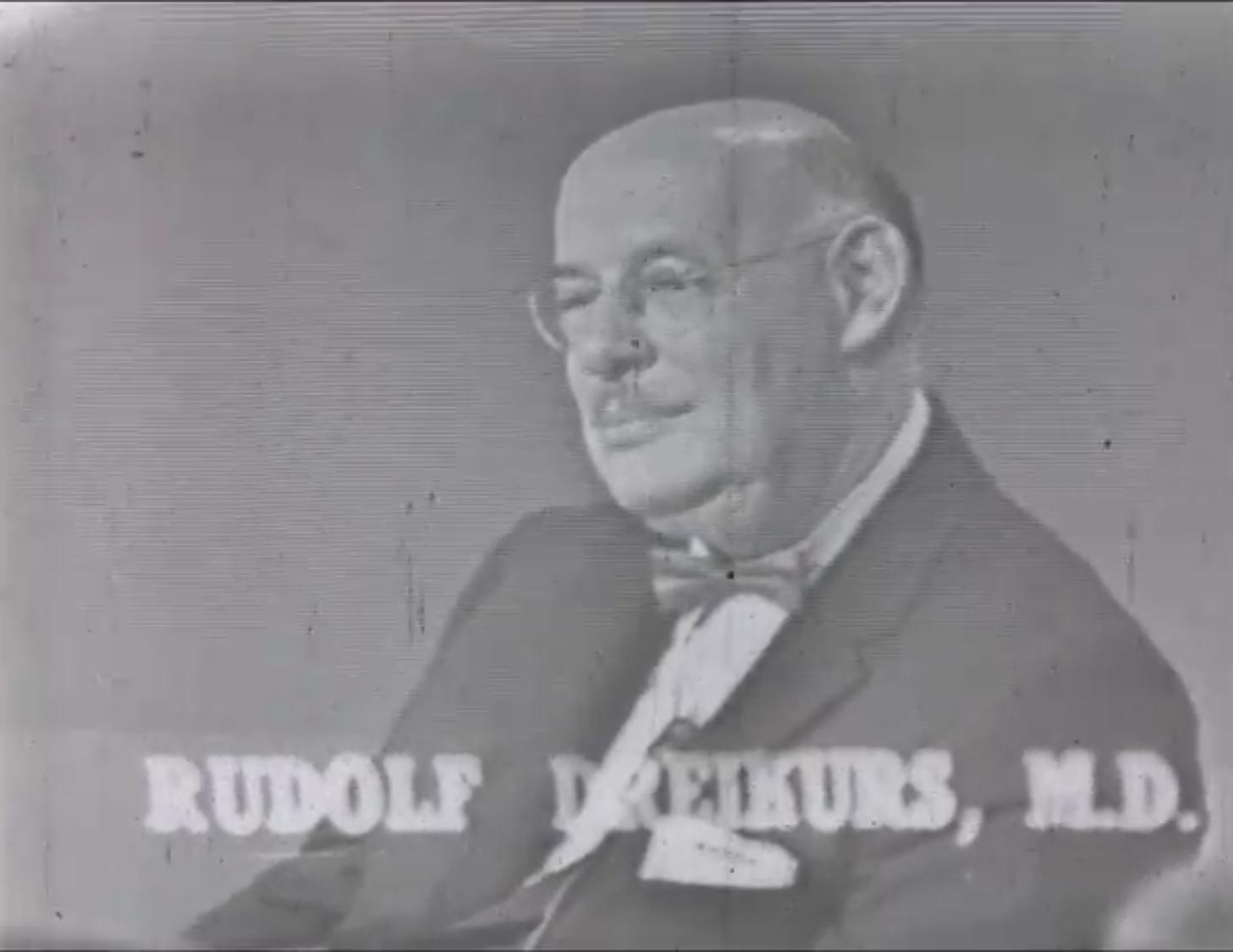 ちょっとマニアックな動画です。ルドルフ・ドライカースさんの公開ファミリーカウンセリング