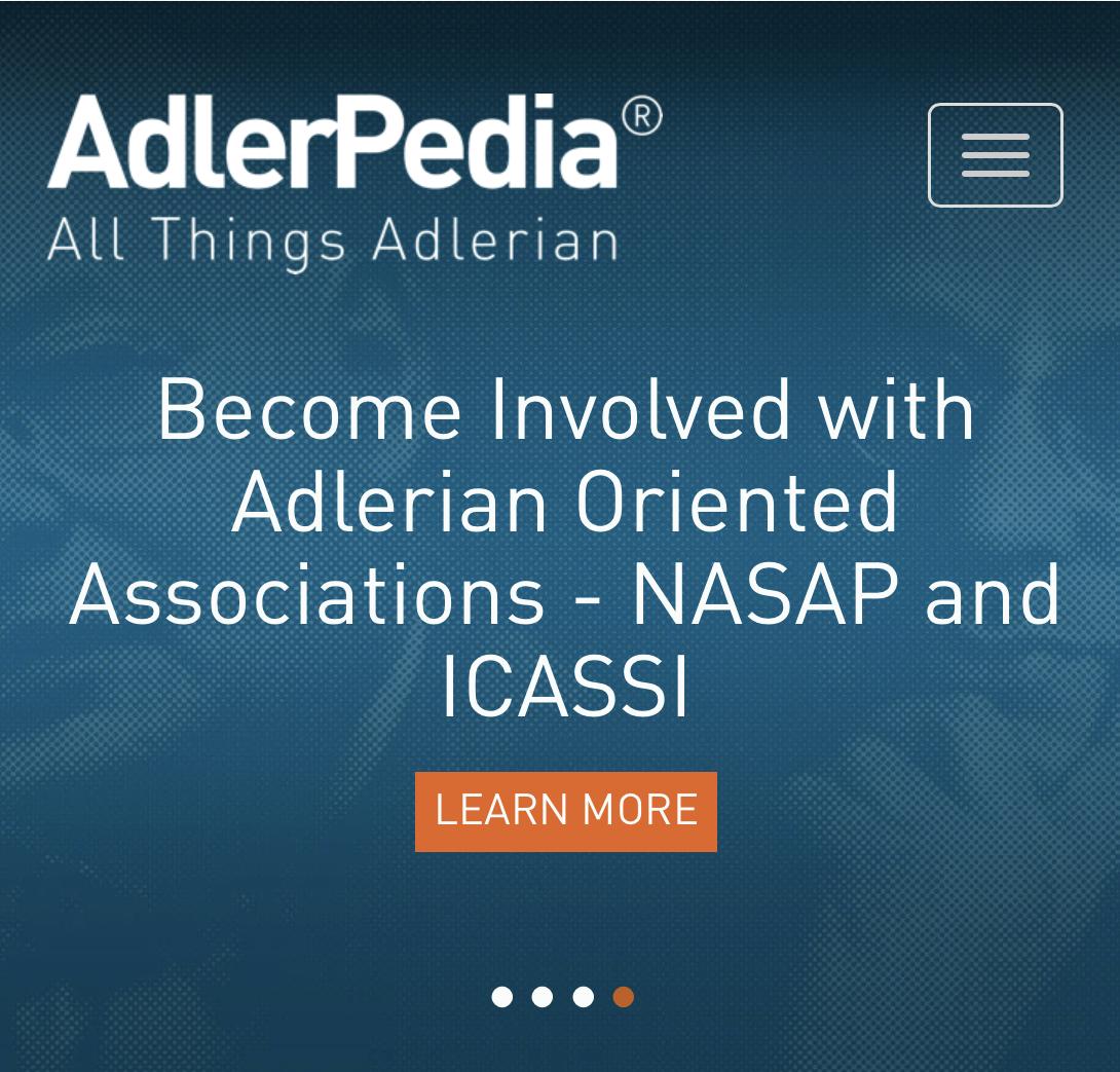 無料で公開されているアドラー心理学に関する膨大な資料や教材。アドラーペディア。
